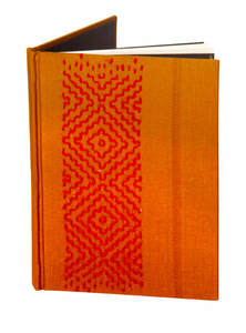 Yam Orange Notebook