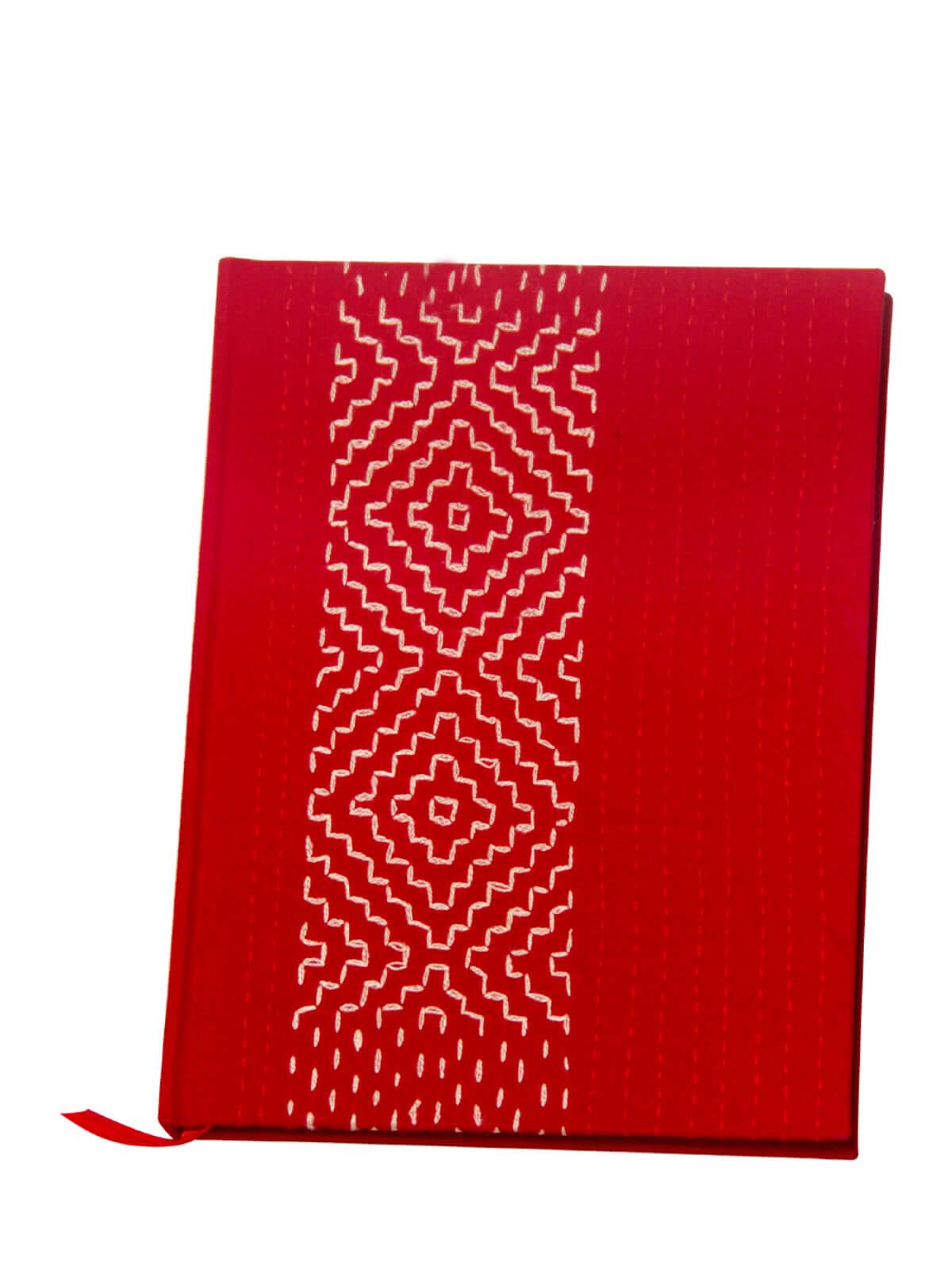 Red Anarosi Notebook