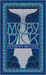 Moby-Dick (Barnes & Noble Leatherbound Classic Collection)