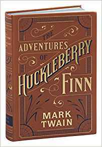 Adventures of Huckleberry Finn the (Barnes Noble Flexibound Editio) (Barnes & Noble Flexibound Editions)