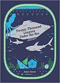 Twenty Thousand Leagues Under the Sea (Barnes & Noble Leatherbound Children's Classics)