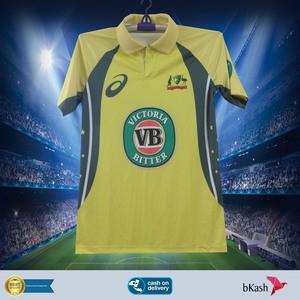 Australia ODI jersey 2017