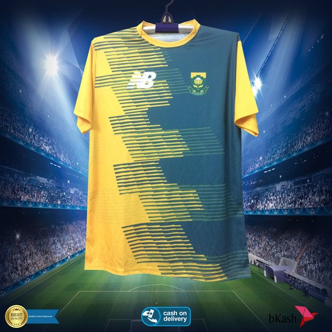 Southafrica t20 jersey 2016