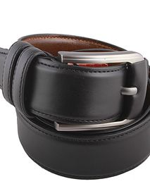 Black Leather For Man