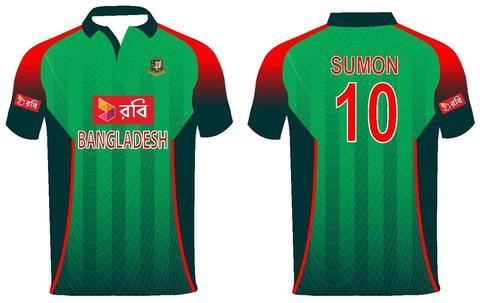 Bangladesh Nidahas Trophy Jersey