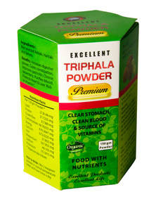 Excellent Triphala Powder