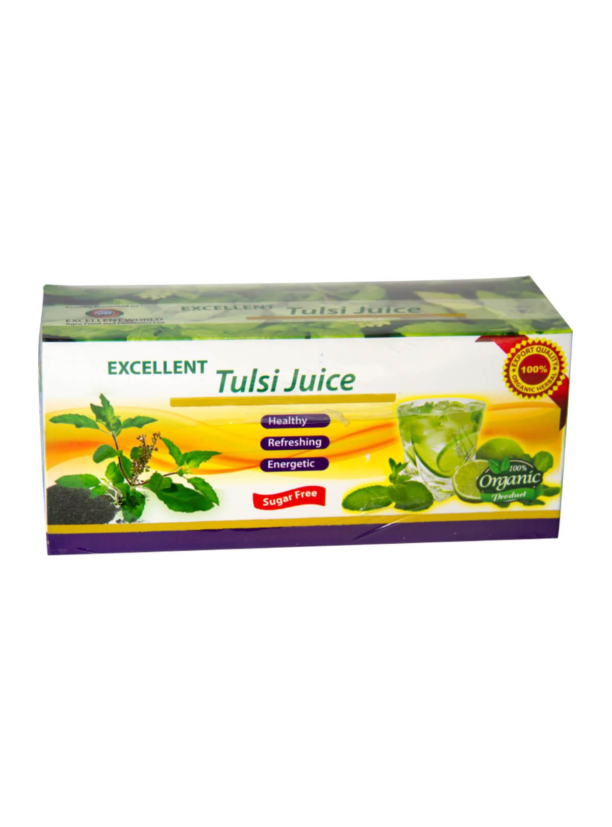 Excellent Tulsi Juice