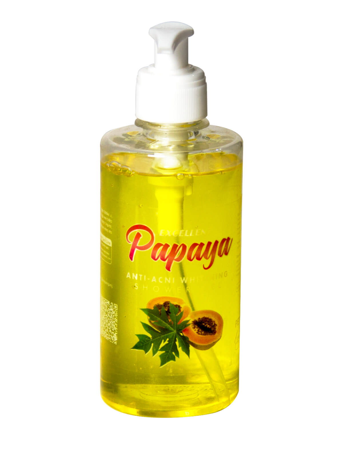 Papaya Anti-Acne Shower Gel