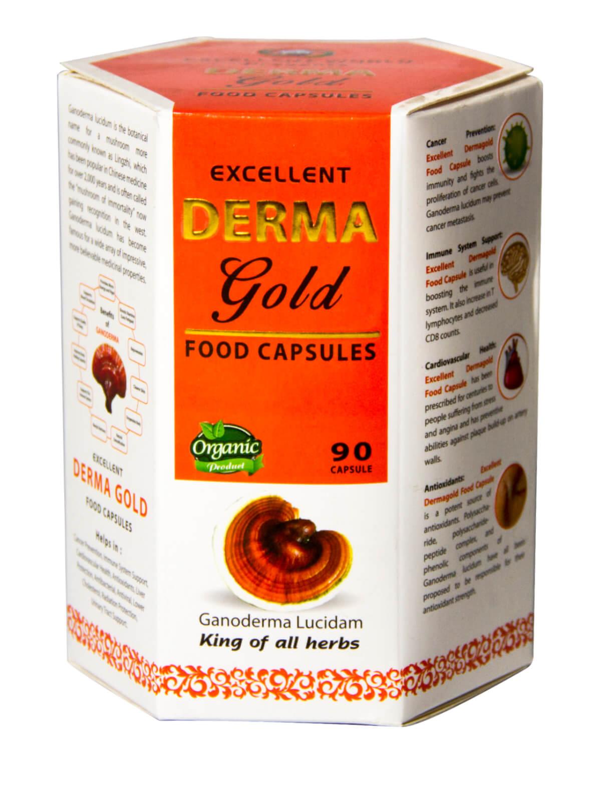 Derma Gold Food Capsules