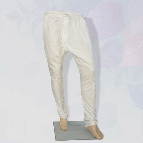 White Casual Pajama RF-805