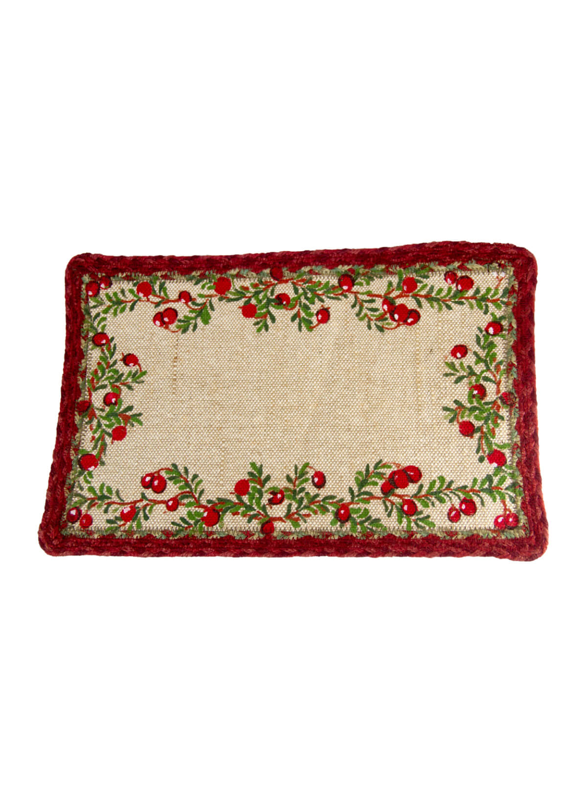 Multi-color Table Runner (7 Piece/Set)