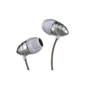 Uiisii US-90 In Ear Headphones HD Stereo Bass with Mic - Grey