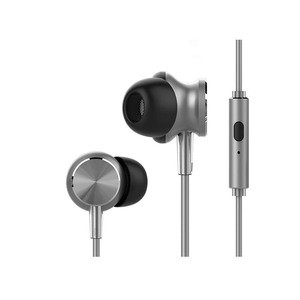 Uiisii GT-500 In Ear Headphones HD Stereo Bass with Mic - Black