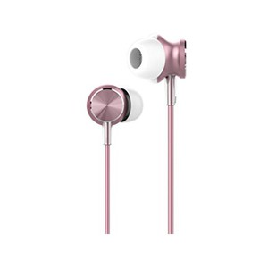 Uiisii GT-500 In Ear Headphones HD Stereo Bass with Mic - Pink