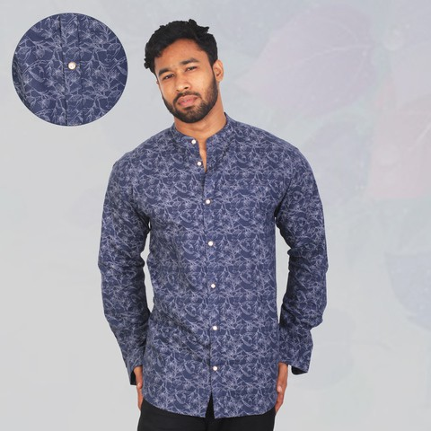 Reserved  Slim Fit Casual Shirt