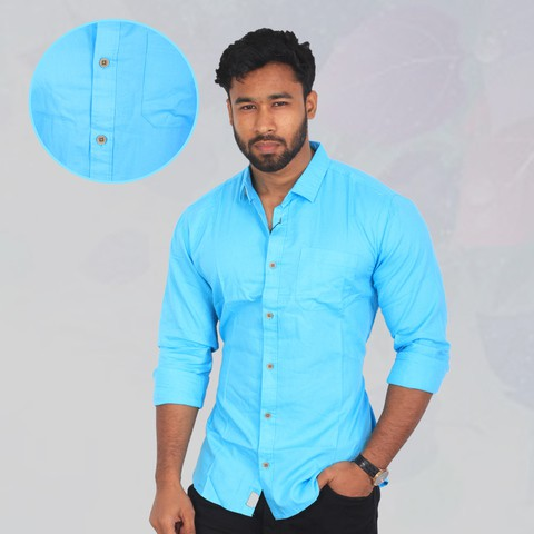 Only & Sons Slim Fit Casual Shirt