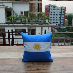 Argentinian Football Fan Cushion Cover