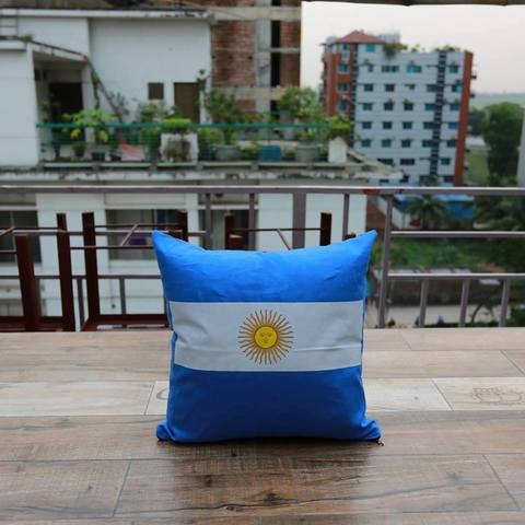 Ortha Argentina Printed Pillow Cushion