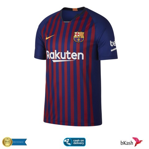 Barcelona Home Jersey 18/19