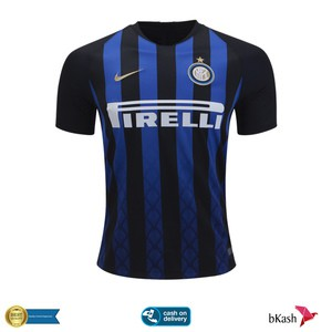 Inter Milan home kit 18/19