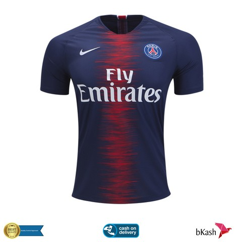 Paris Saint-Germain Home Jersey 18/19