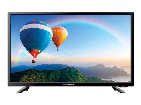 New USHA 32'' UL - SM32SY5 (SS Body) Android Smart TV (With 5 Years warranty)