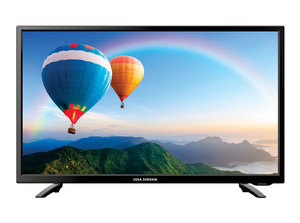 New USHA 32'' UL - SM32SY5 (SS Body) Android Smart TV (With 5 Years warranty)