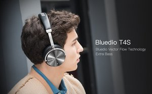 Bluedio T4S Active Noise Cancelling Headphones