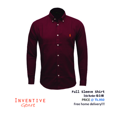 Full Sleeve Shirt