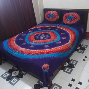 Debdash Design Batik Bedsheet