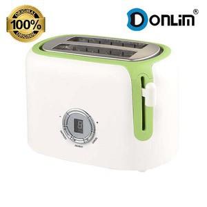 Donlim DTA8100 Pop-Up Digital Toaster 2 Slice - White