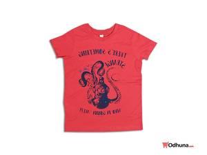 Baby T-shirt (Red)