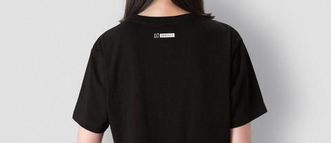 OnePlus T-shirt (Black-White)