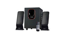 DigitalX X-L110BT 2.1 Multimedia Speakers [W/ or W/O Bluetooth]
