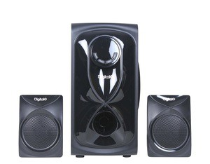 DIGITALX X-F355BT (2.1CH Multimedia Speakers) [W/ or W/O Bluetooth]