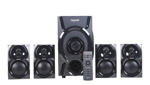 DIGITALX X-F899BT 4.1CH Surround Sound System Speakers