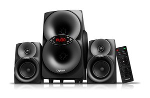 DIGITALX X-F938BT 2.1CH Multimedia Speakers