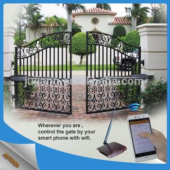 Automatic GSM Wireless Swing Gate Opener/ Door Operator Giant JJ-PKM-C02