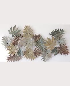 Leaves Metal Wall Art