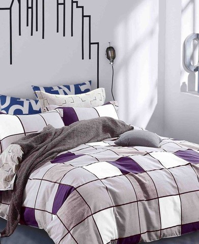 Lenore 4 Piece Bed Sheet Set (Queen Size)