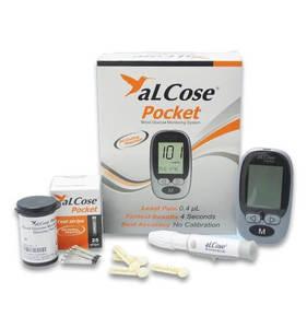 AlCose Pocket Portable Glucose Monitor
