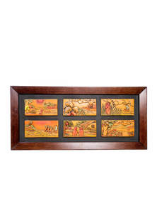 Terracotta Six Seasons Design