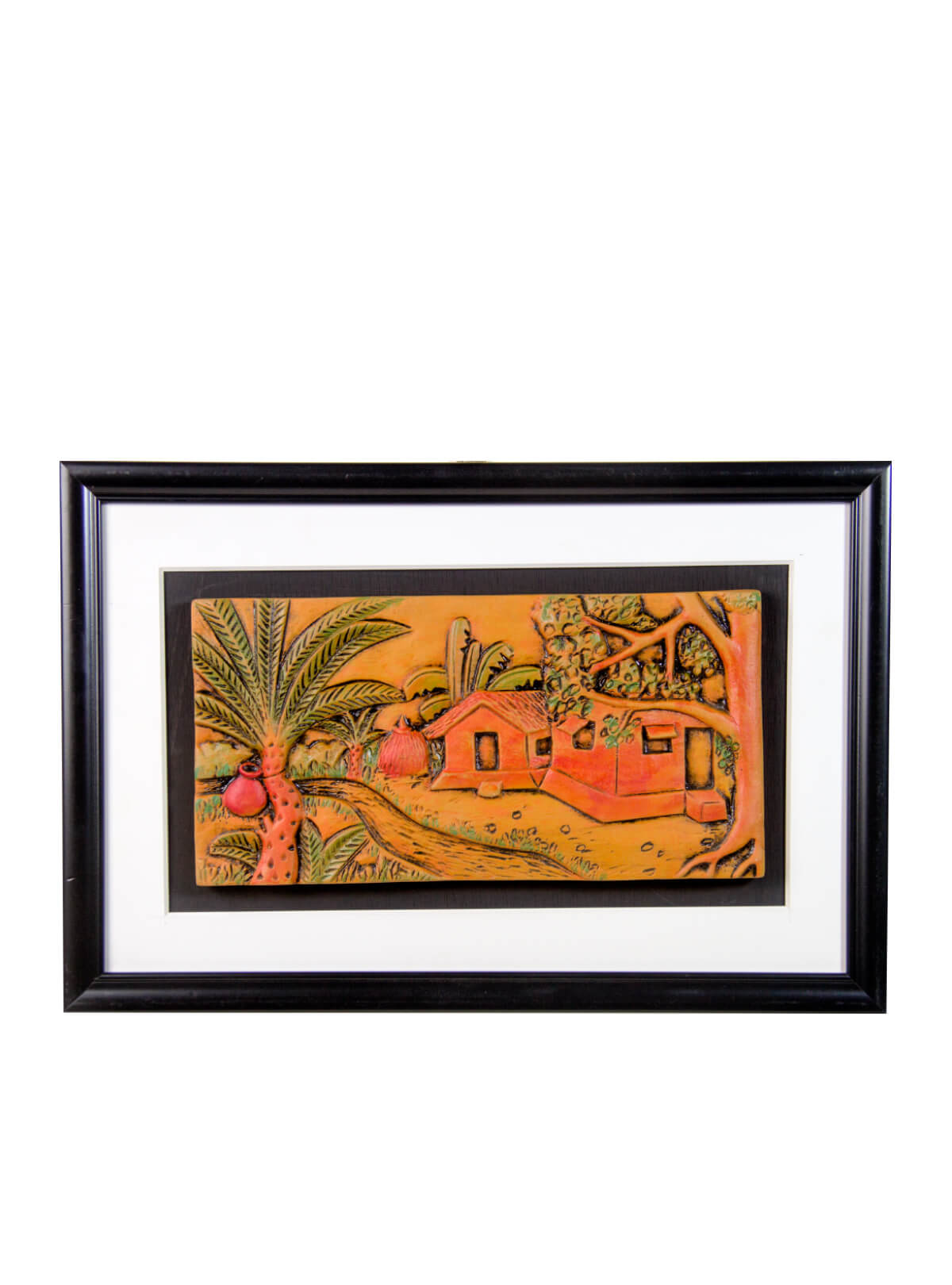 Terracotta Grameen Home Design
