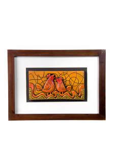 Terracotta Impression Design
