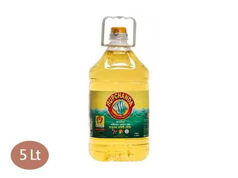 Rupchanda Soyabean Oil 5 Liter