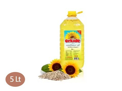 Orkide Sunflower Oil 5 Lt