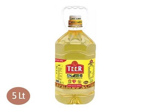 Teer Soyabean Oil 5 Lt