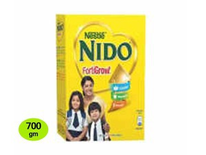 Nestlé NIDO Fortigrow Full Cream Milk Powder BIB 700 gm