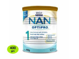Nestle NAN 1 Follow Up Formula With Optipro TIN 400 gm