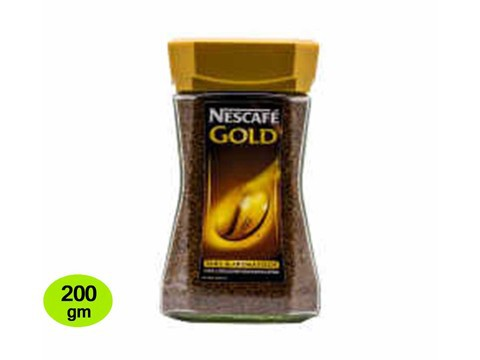Nescafe Gold Blend Instant Coffee Jar 200gm